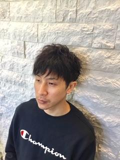 ミックスパーマ・シークレットパーマ・コテパー・ゆるパ~等(CUT込み)